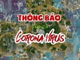 Thông báo về dịch corona virus