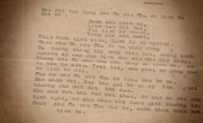 Bức thư Bác gửi Xưởng May 10