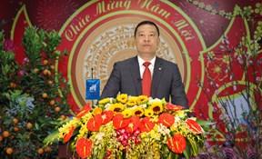 Lời chúc Tết của Bí thư Đảng ủy - Tổng Giám đốc Tổng Công ty May 10