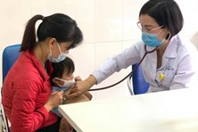 Phòng các bệnh trẻ dễ mắc mùa đông xuân
