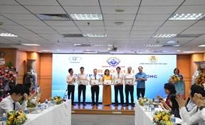"""May 10 đạt danh hiệu """"Doanh nghiệp tiêu biểu vì NLĐ"""" ngành Dệt May Việt Nam lần thứ III-2021"""