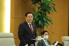 """Chủ tịch Quốc hội: """"Trong cái khó sẽ ló cái khôn"""", doanh nghiệp Việt sẽ tận dụng được cơ hội từ khó khăn"""